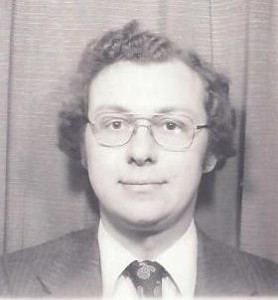 Me in 1973 with the hair